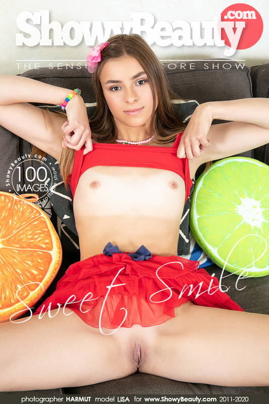 Lisa - Sweet Smile   (2020-10-12)