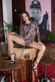 POSING FOR YOU ON WOOD TABLE (2020-12-01)
