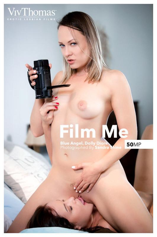 Blue Angel Dolly Diore - Film Me (2020-12-10)