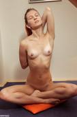 Alexa - Nude yoga  (x94)